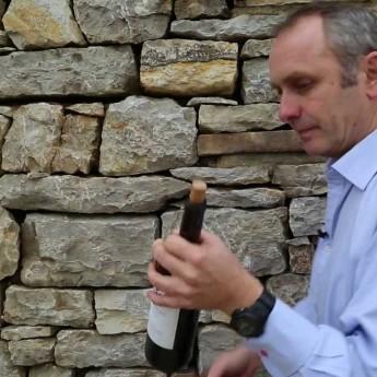 Ako otvoriť fľašu vína bez vývrtky