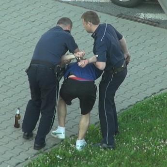 Policajný tréner