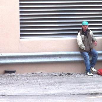 Prdenie peňazí pre bezdomovcov