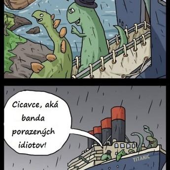 Prečo vyhynuli  dinosaury