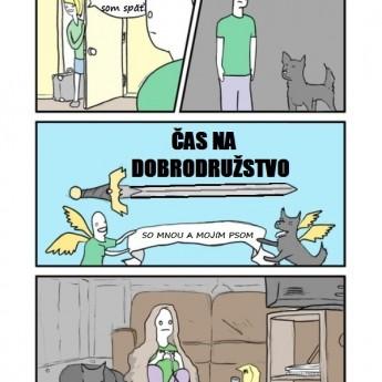 dobrodruž