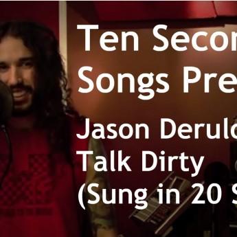 Jason Derulo – Talk Dirty v 20 štýloch