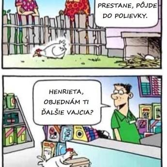 Sliepka Henrieta