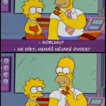 Homer a jeho koblihy