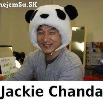 Jackie Chanda