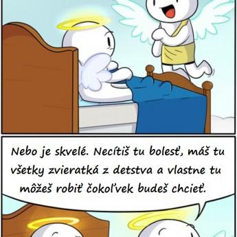 Vitaj v nebi!