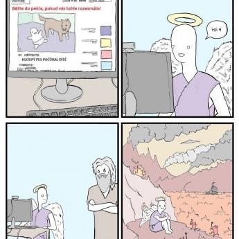 Anjel v pekle