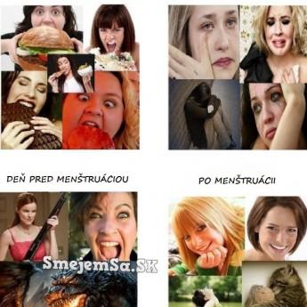 Ženy a menštruácia