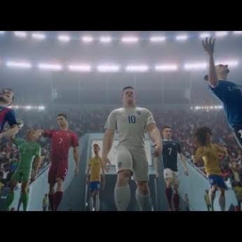 Reklama od Nike na MS vo futbale