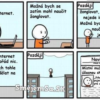 Čo by sme vedeli bez internetu?