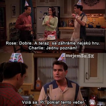 Charlieho obľúbená hra