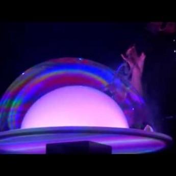 Bublinová šou