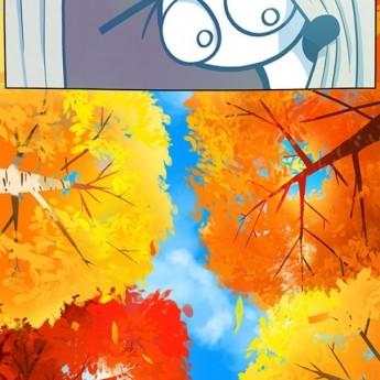 Jeseň za dverami