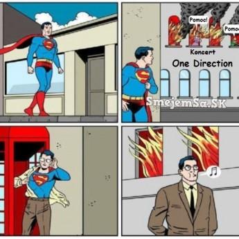 Nenápadný Superman