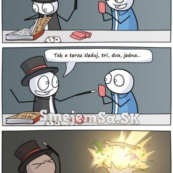 Kúzelnícky trik