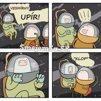 Vesmírny upír