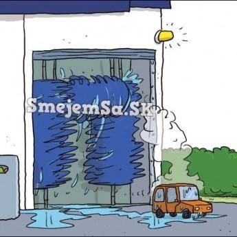 Umývačka áut