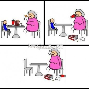 Babka žrútka