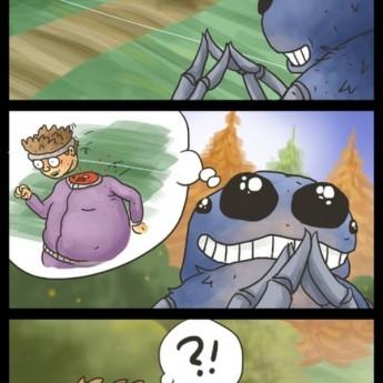 Zlý pavúčik