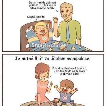 Rodičovské výchovné metódy