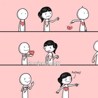 Smutný príbeh lásky