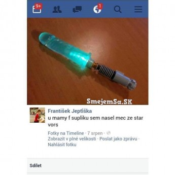 Meč zo Star Wars