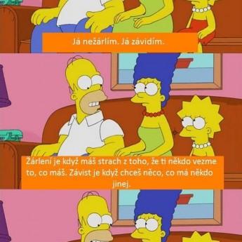 Homer má pravdu