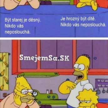 Homera počúvajú všetci