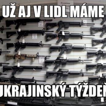 Ukrajinský týždeň