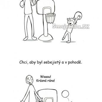 Rodičovstvo je o rovnováhe