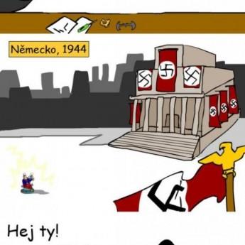 Superman a stroj času