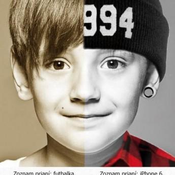 Deti narodené v roku 1993 vs. v roku 2003