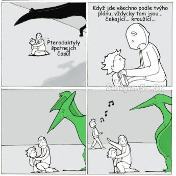 Desivý Pterodaktyl