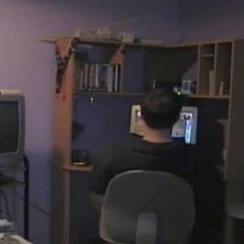 Nervózny počítačový hráč