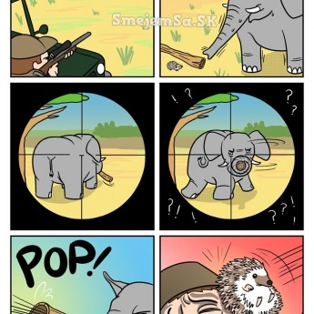 paintraincomic-comics-hunter-elephant-1916204