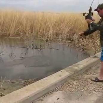 Rybárčenie s lukom