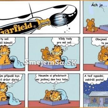 Garfield a jeho najlepší kamarát