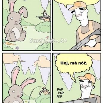 Bezbranné zvieratko