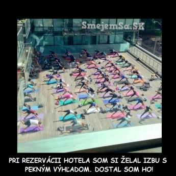 Rezervácia hotela
