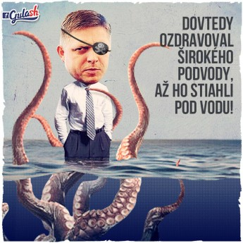 Slovenská chobotnica