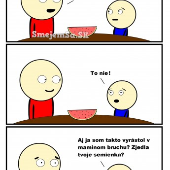 Nejedz semienka