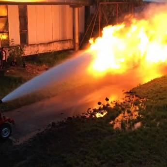 Voda vs. oheň