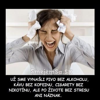 Život bez stresu