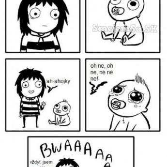 Interakcia s dieťaťom