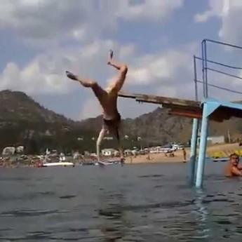 Neúspešný skok