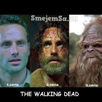 Rick a jeho vývoj