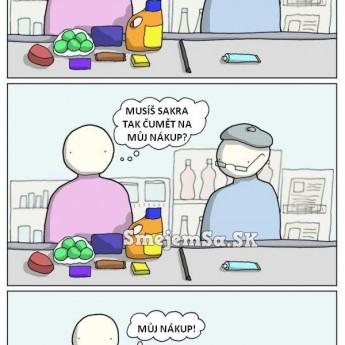 Môj nákup!