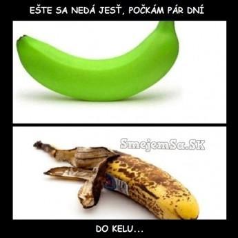 Banánová klasika