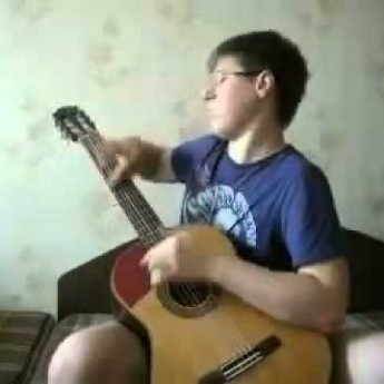 Neskutočný gitarista