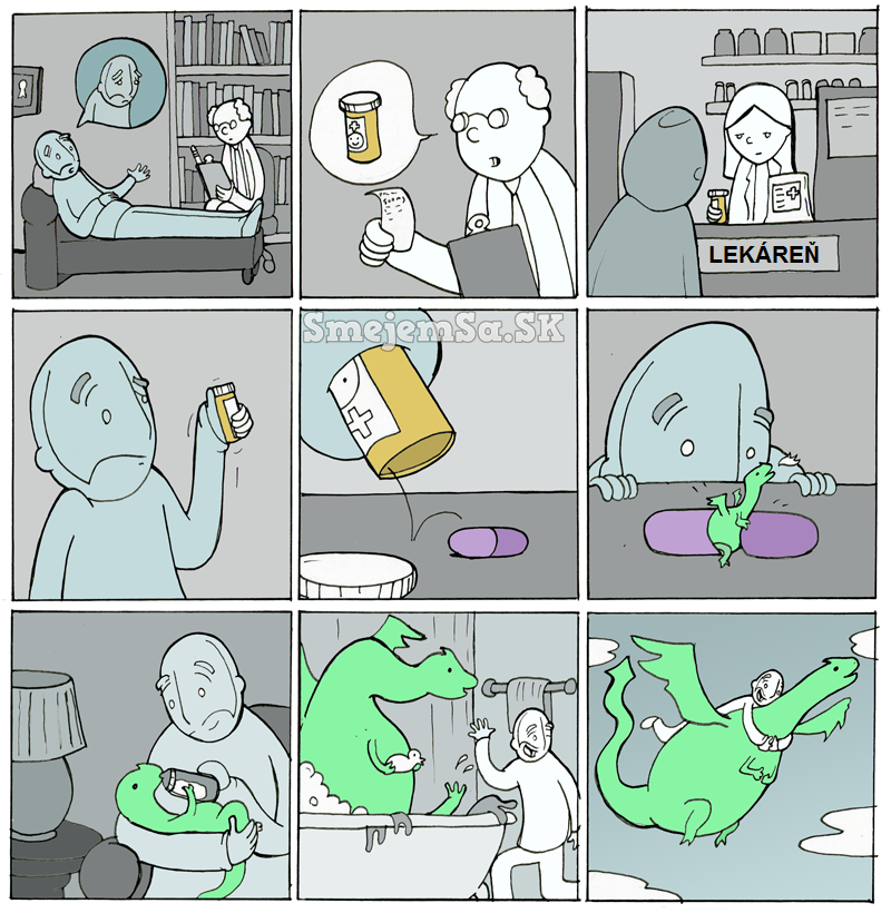 liek na depresiu